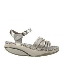 MBT KAWERIA 6 Women's Casual Sandal in Silver