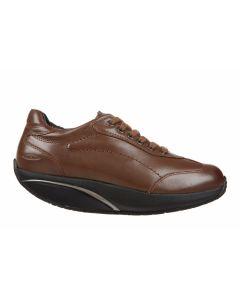 MBT PATA 6S Women's Casual Shoe in Dark Earth