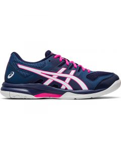 ASICS GEL-ROCKET 9 Women's Volleyball Shoe in Peacoat/White