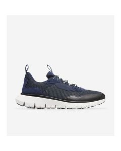COLE HAAN ZERØGRAND Men's Trainer in Ombre Blue