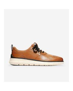 COLE HAAN Generation ZERØGRAND Men's Sneakers in Habana Leather