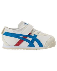 ONITSUKA TIGER Mexico 66 TS Kid's Shoe in White/Classic Blue