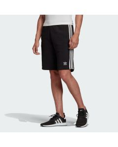 ADIDAS ORIGINALS 3-Stripes Men's Shorts in Black