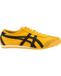 ONITSUKA TIGER Mexico 66 Unisex Shoe in Yellow/Black