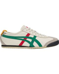 ONITSUKA TIGER Mexico 66 Unisex Shoe in Birch/Green