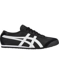 ONITSUKA TIGER Mexico 66 Unisex Shoe in Black/White
