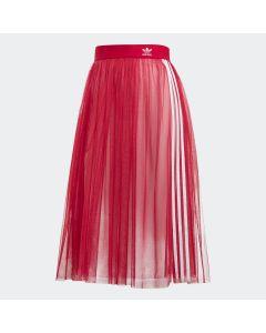 ADIDAS ORIGINALS Women's Tulle Skirt in Pride Pink
