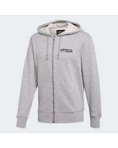 ADIDAS ORIGINALS Kaval Men's Hoodie in Medium Grey Heather