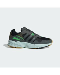 ADIDAS ORIGINALS YUNG-96 Men's Shoes in Core Black