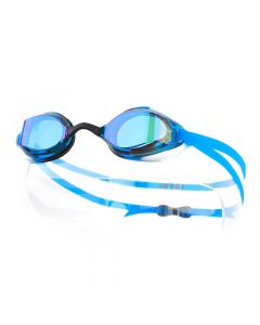 NIKE Unisex Legacy Mirror Youth Performance Goggle in Blue
