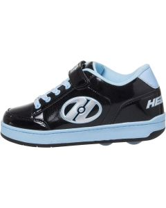 HEELYS Pulse 4.0 Roller Sneaker in Black/Blue