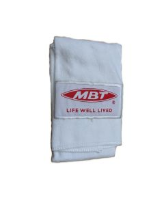 MBT Micro-fibre Sports Towel in White
