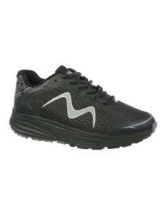 MBT COLORADO X Men's Lace Up Outdoor Shoe in Black