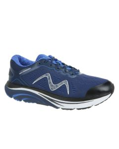 MBT M-2000 Lace Up Men's Running Shoe in Navy