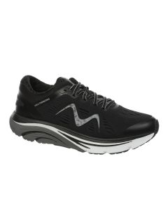 MBT M-2000 Women's Lace Up Running Shoe in Black