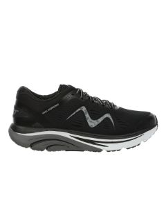 MBT M-2000 Lace Up Men's Running Shoe in Black