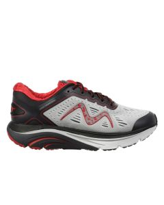 MBT M-2000 Lace Up Men's Running Shoe in Lunar Red