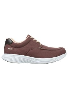MBT KAORI Men's Lace Up Fitness Walking Shoe in Brown