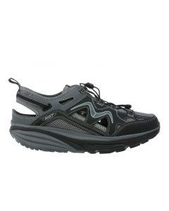 MBT KINABALU Men's Lace Up Outdoor Shoe in Dark Grey