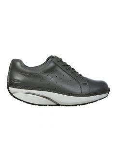 MBT NAFASI 2 Men's Lace Up Casual Shoe in Dark Grey