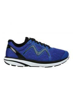 MBT SPEED 2 Men's Lace Up Running Shoe in Royal Blue Black