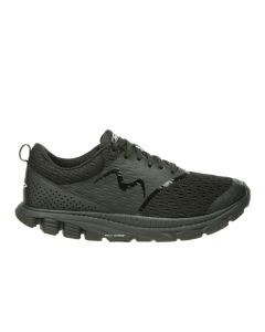 MBT SPEED 18 Men's Lace Up Running Shoe in Black