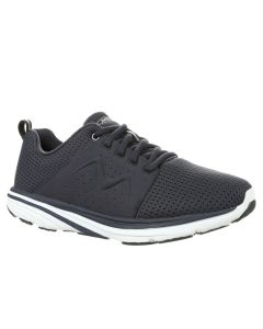 MBT WAVE Men's Lace Up Running Shoe in Navy