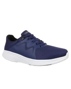 MBT YASU Men's Fitness Walking Shoe in Navy