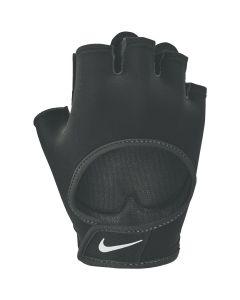NIKE Women's Gym Ultimate Fitness Gloves in Black/White