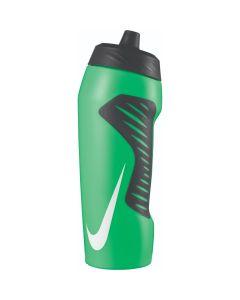 NIKE Hyperfuel Water Bottle 24oz in Green Spark/Black/White