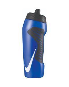 NIKE Hyperfuel Water Bottle 24oz in Game Royal/Black/White