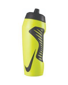 NIKE Hyperfuel Water Bottle 24oz in Lemon Venom/Black