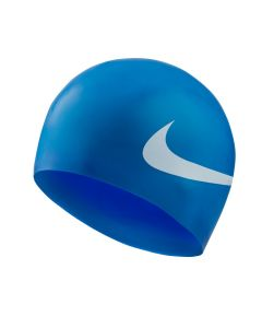 NIKE Unisex Big Swoosh Training Cap in Royal