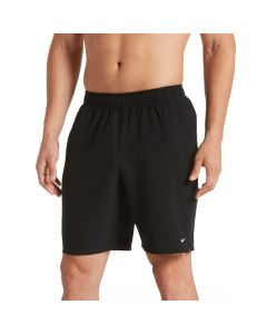 "NIKE Men's Lap 9"" Volley Short in Black"