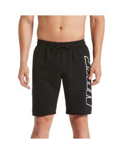 "NIKE Men's Logo Breaker 9"" Volley Short in Black"