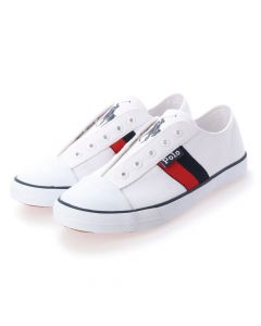 POLO RALPH LAUREN Robson Kids Sneakers in White