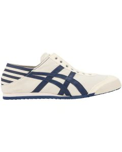 ONITSUKA TIGER Mexico 66 Paraty Unisex Shoe in Natural/Navy