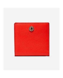 COLE HAAN GRANDSERIES Women's Medium Wallet in Flame Scarlet