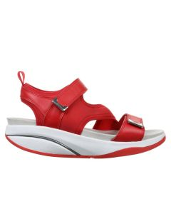MBT AZA Women's Casual Sandals in Red