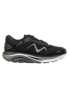 MBT GTC-2000 Lace Up Women's Running Shoe in Black