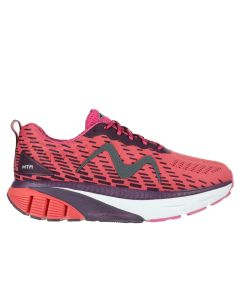 MBT MTR-1500 Women's Lace Up Running Shoe in Red