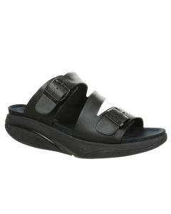 MBT KACE Women's Casual Sandals in Black