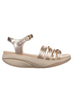 MBT KAWERIA Women's Casual Sandals in Rose Gold