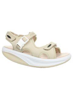 MBT KISUMU 3S Women's Casual Sandals in Beige