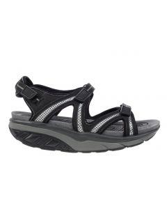 MBT LILA 6 Women's Sport Sandal in Charcoal Gray