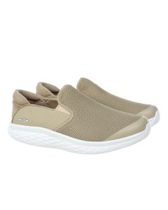 MBT MODENA Women's Slip On Fitness Walking Shoe in Taupe