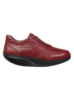 MBT PATA 6S Women's Casual Shoe in Wine