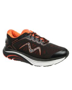 MBT M-2000 Lace Up Women's Running Shoe in Black Mars