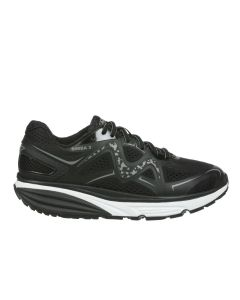 MBT SIMBA 3 Women's Lace Up Running Shoe in Black