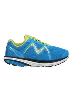 MBT SPEED 2 Women's Lace Up Running Shoe in Sky Blue